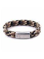 Steel & Barnett Bracelet en corde Lake - Camouflage