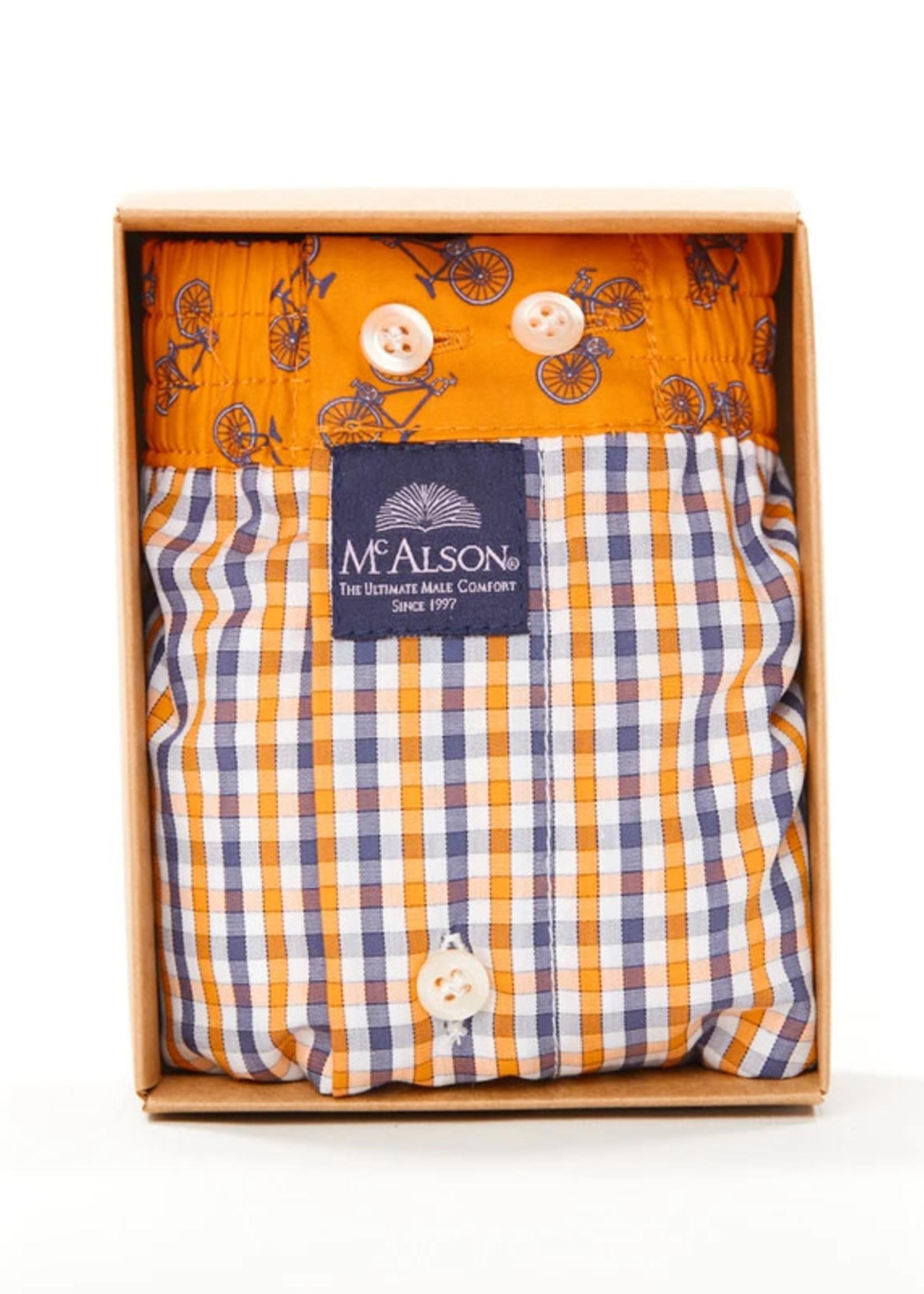 Mc Alson Boxer Short | M4251 | Mc Alson