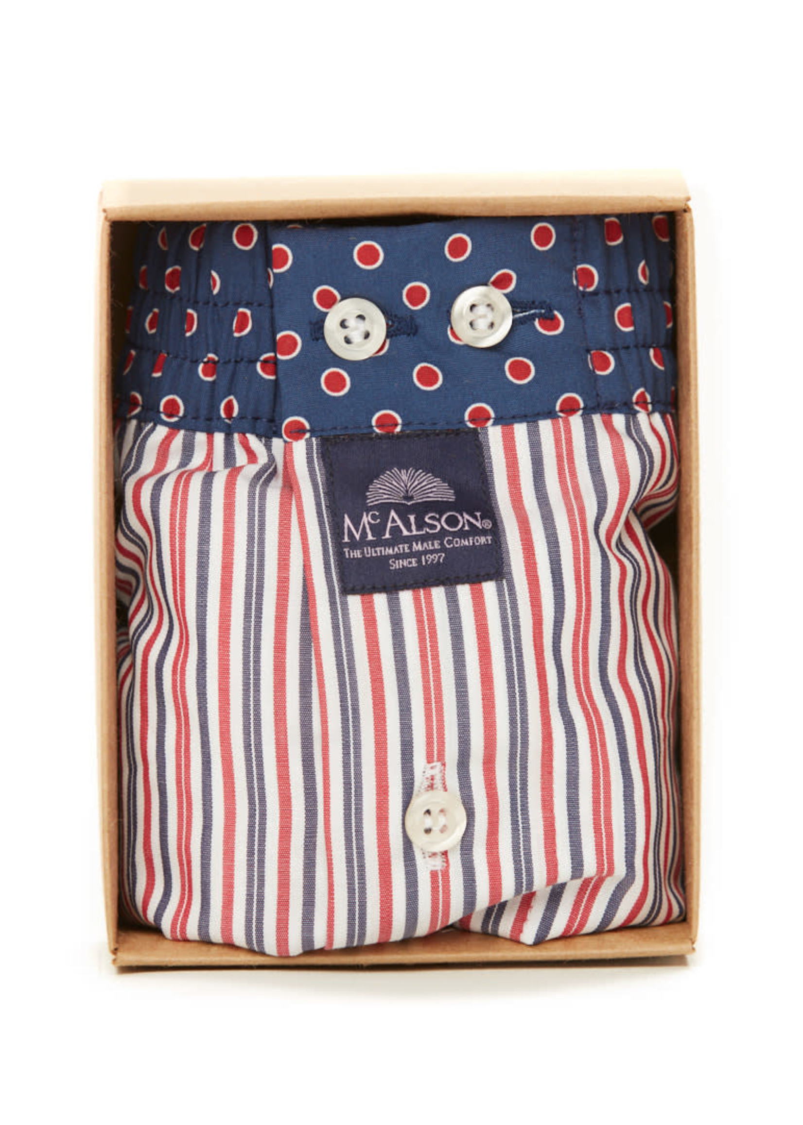 Mc Alson Boxer Short | M3810 | Mc Alson