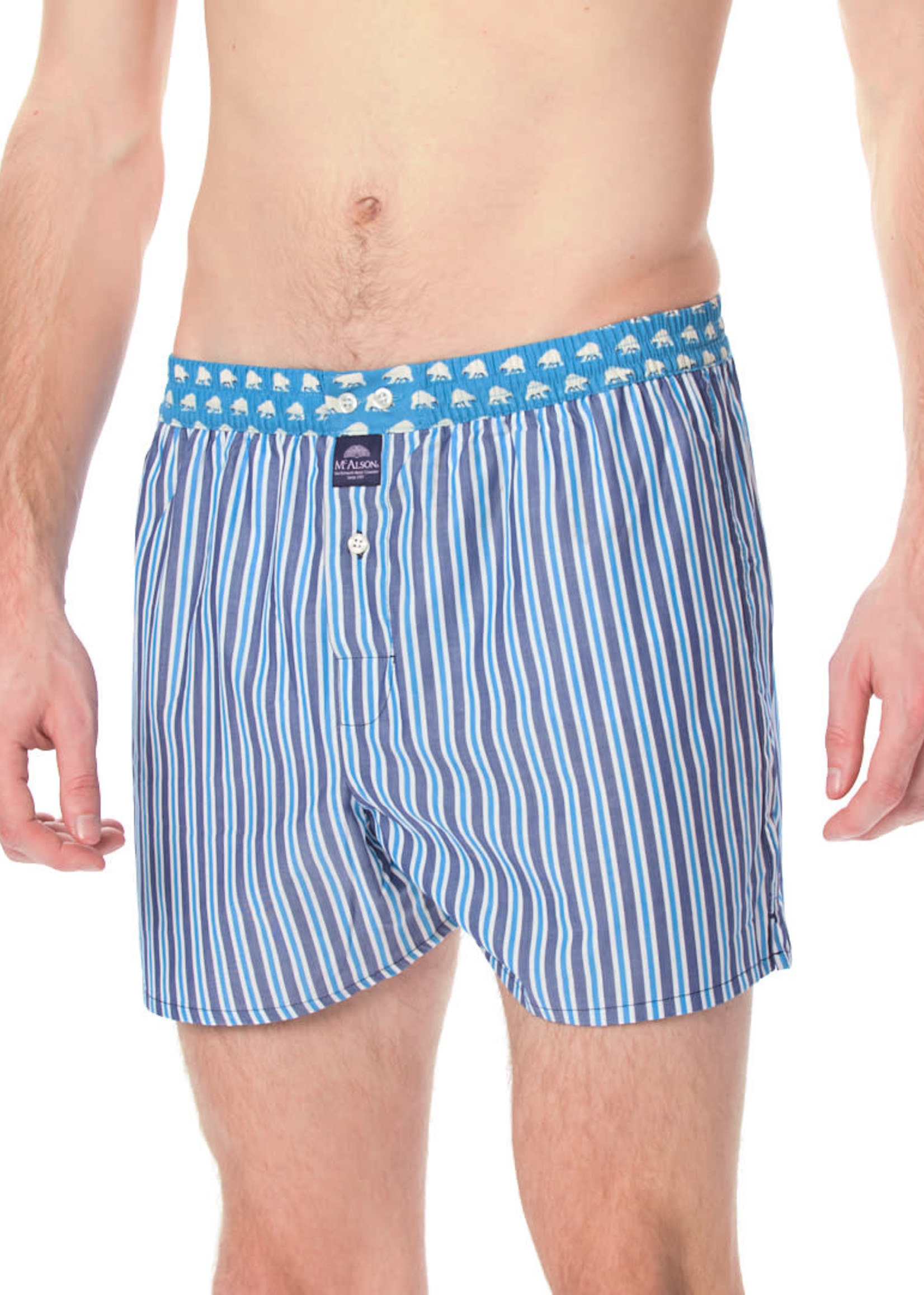 Mc Alson Boxer Short | M4012 | Mc Alson