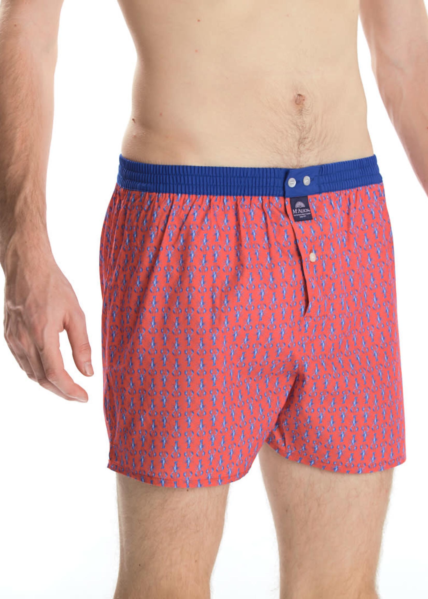 Mc Alson Boxer Short | M4152 | Mc Alson