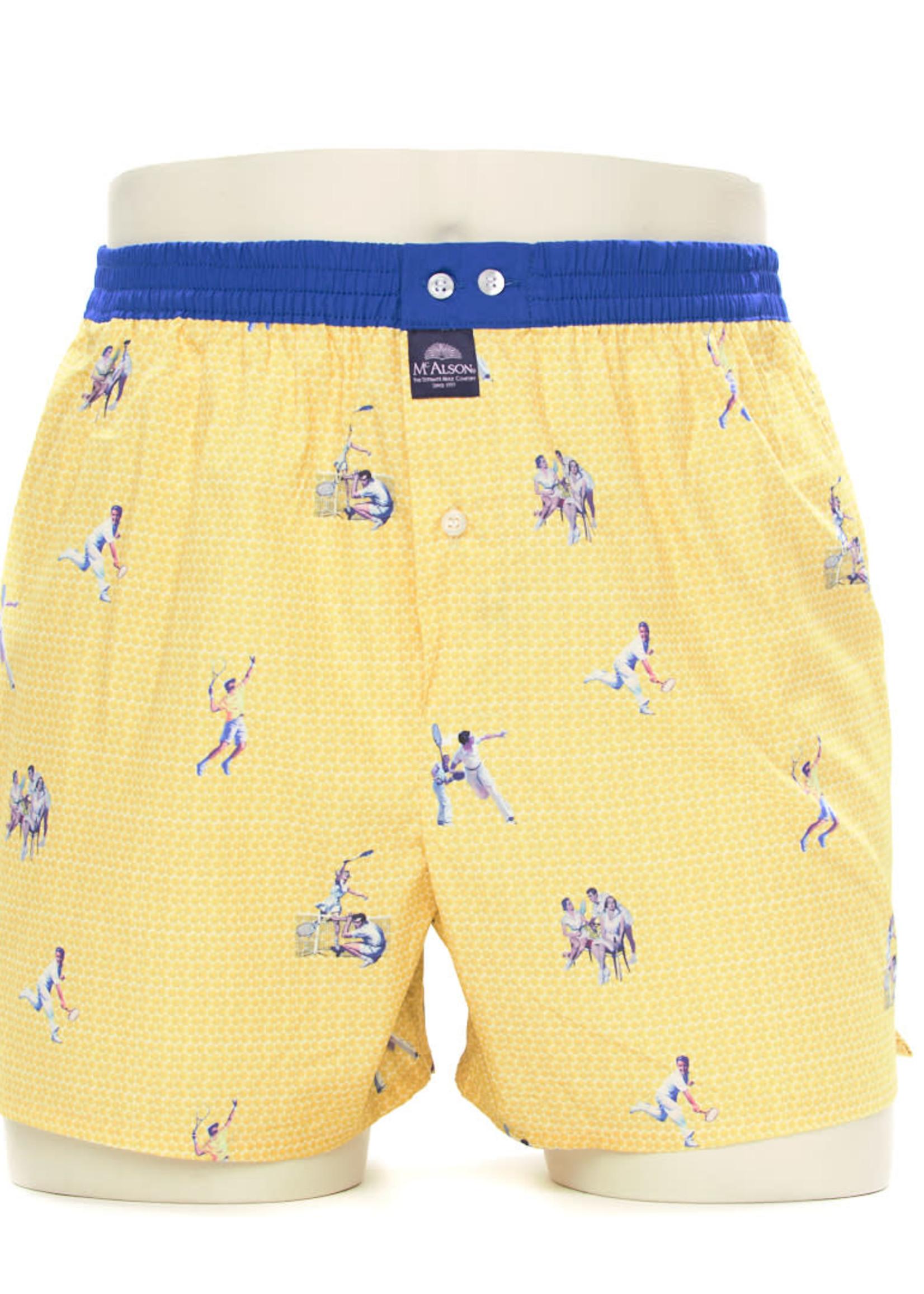 Mc Alson M3938 - Tennis yellow