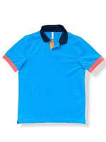 SUN68 Polo 3 Color Way EL.
