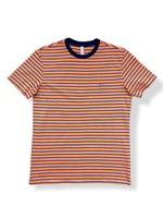 SUN68 T-Shirt Round Full Stripes