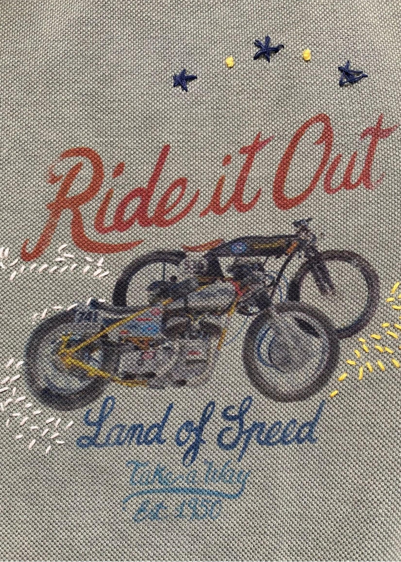 Take A Way Polo Ride It Out | Green | Take a Way