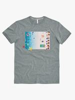 SUN68 T-shirt Round Print Photo