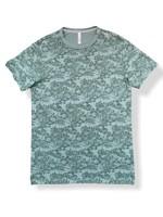 SUN68 T-shirt Round Full Print