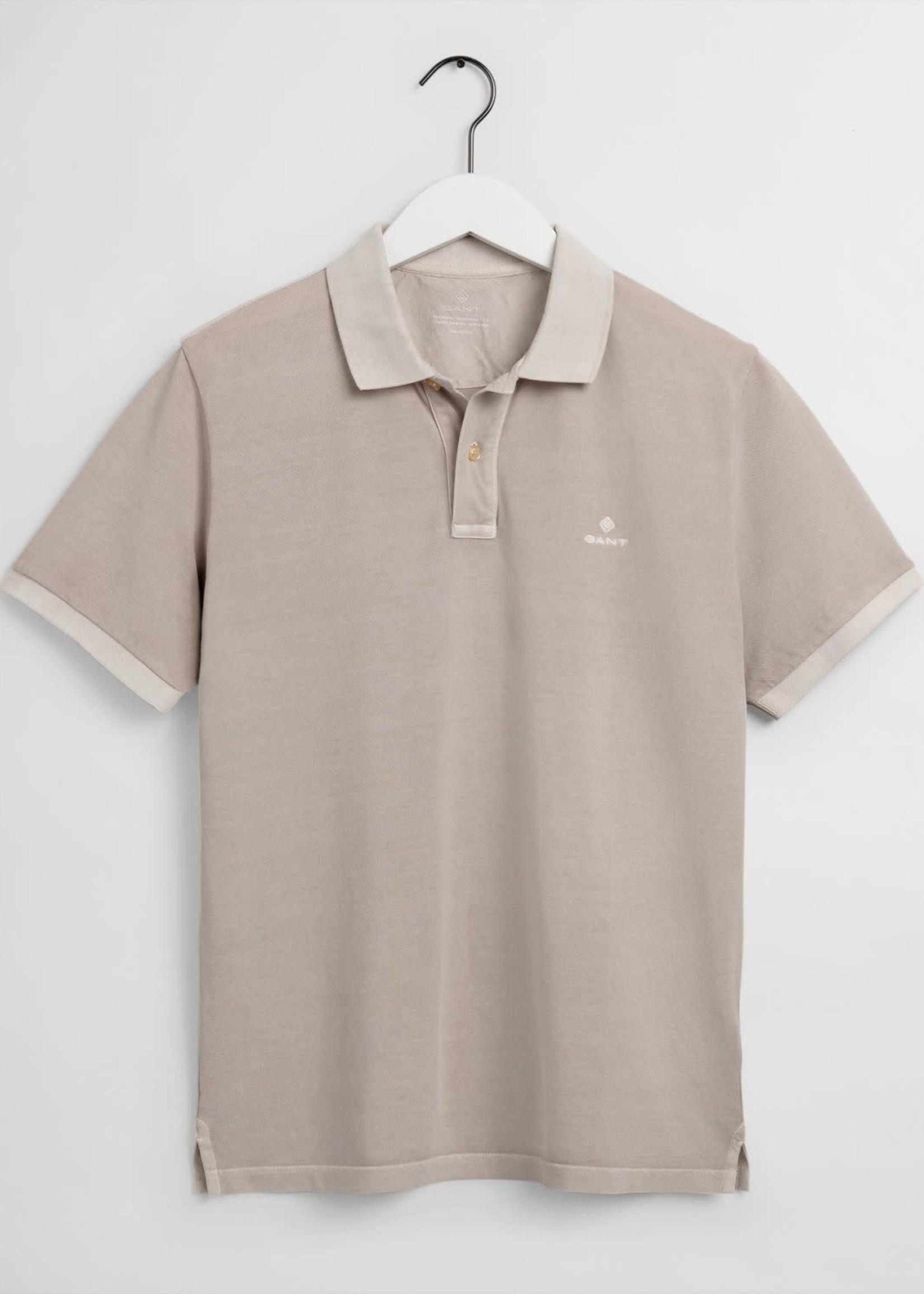 GANT Polo Rugger en coton piqué Sunfaded | GANT