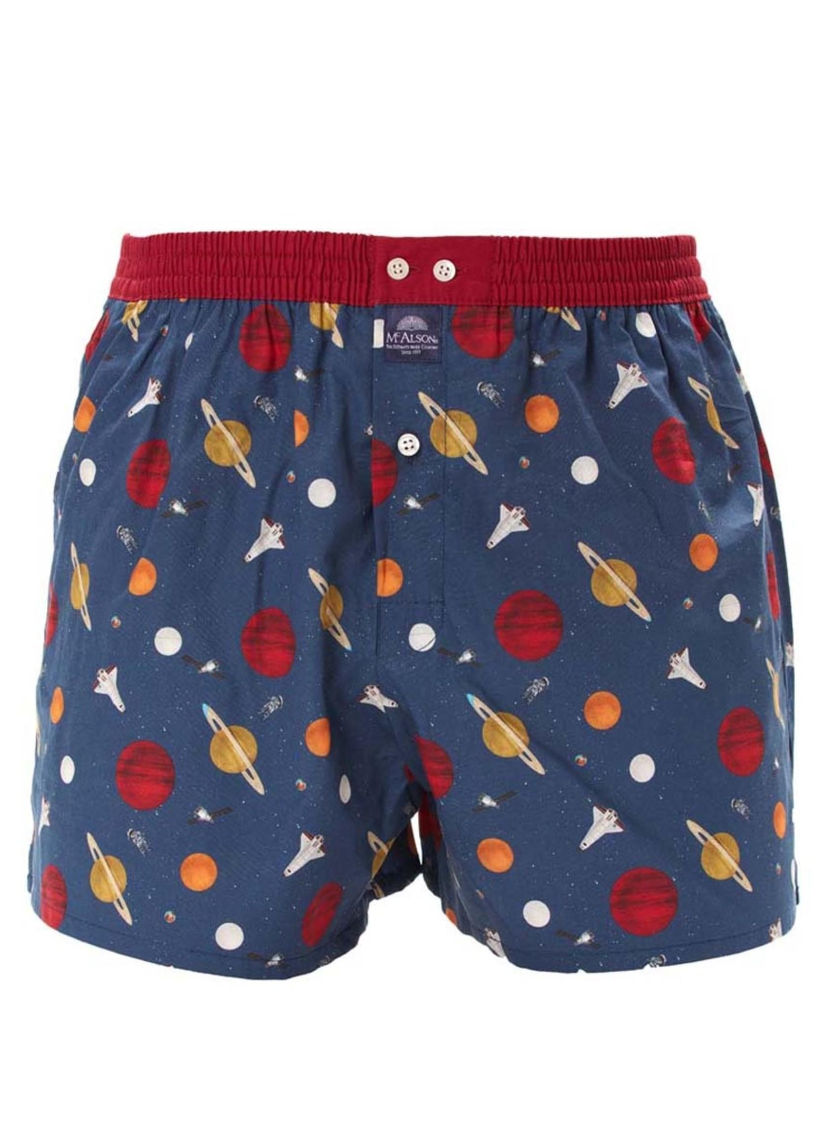 Mc Alson M4458 - Planets navy