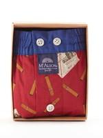 Mc Alson M4463 - Cigars burgundy