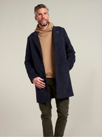 Dstrezzed Coat bonded wool
