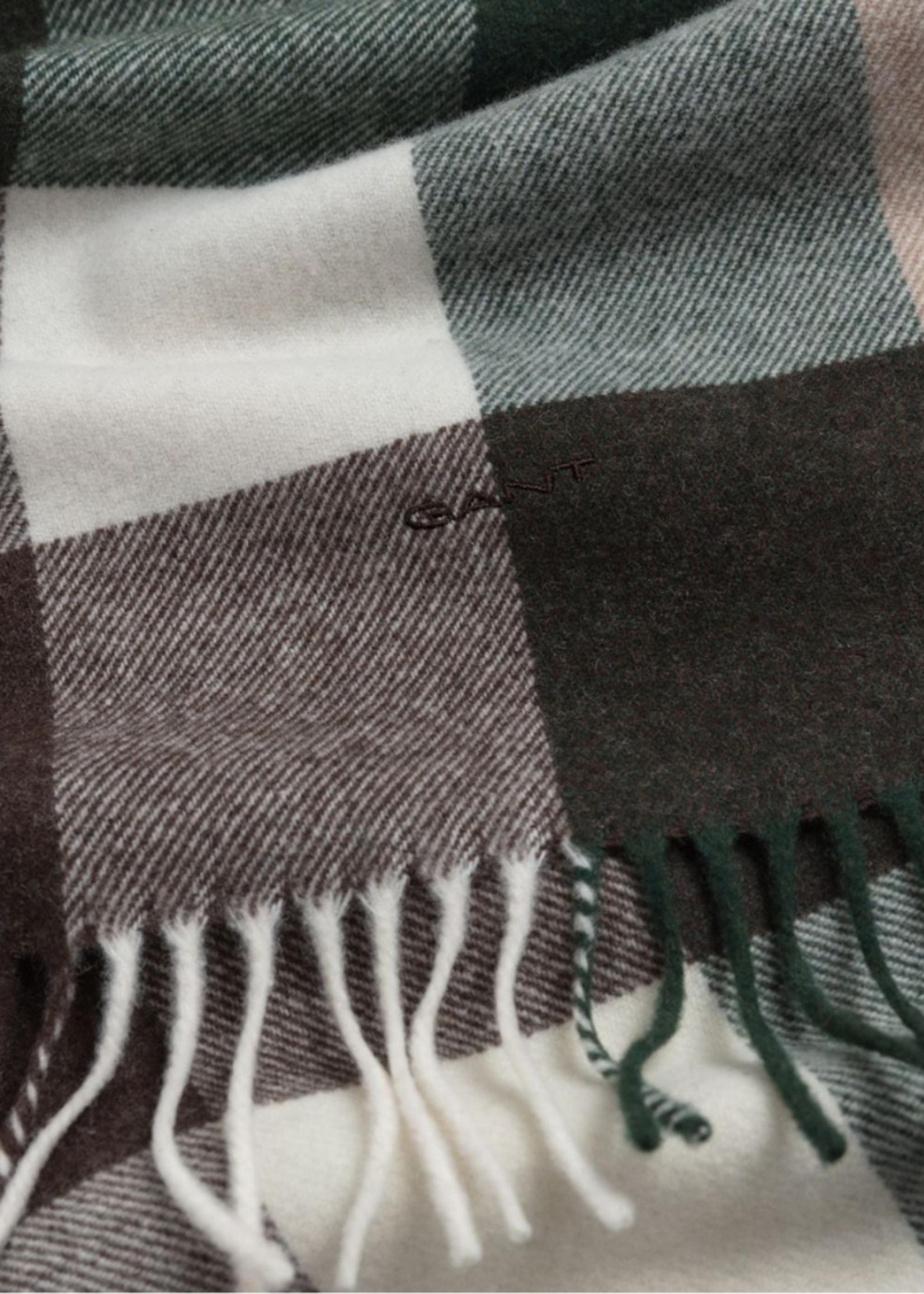 GANT Sjaal met verschillende ruitjes