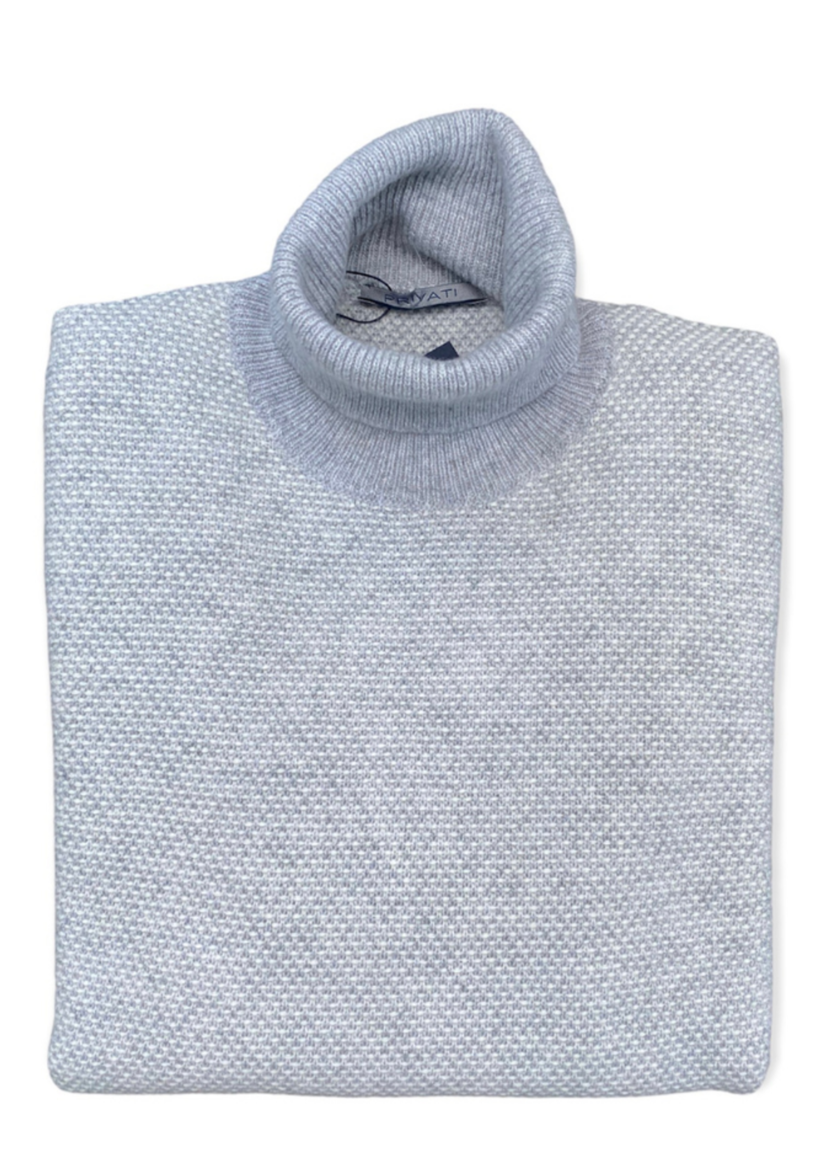 Privati Firenze Rollneck Knit Stitch
