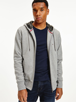 Tommy Hilfiger Faux Fur Lined Organic Cotton Hoody