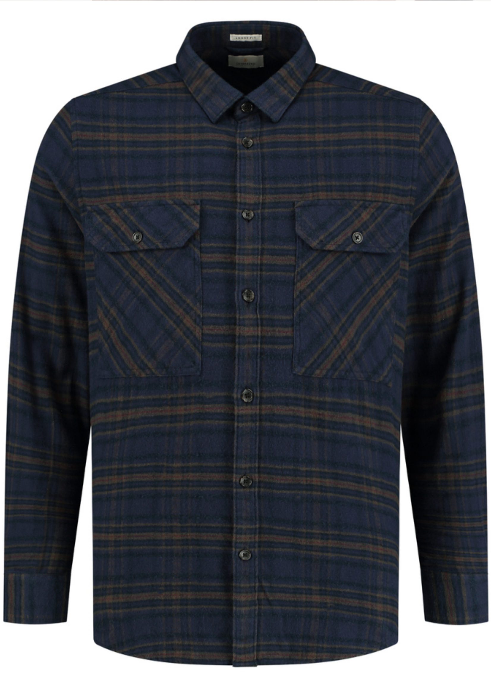 Dstrezzed Checked Cotton shirt