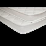 Matratze nach Mass Matratzenauflage Topper 130x195 Kaltschaum RG55
