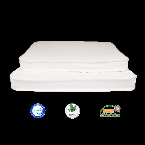 Matratze nach Mass Matratzenauflage Topper 80x205 RG65 Ultra Comfort