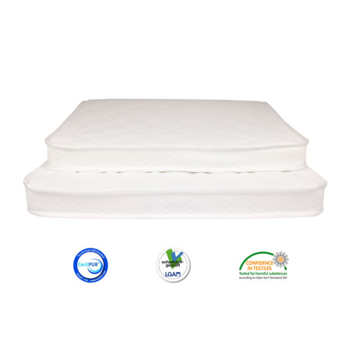 Matratze nach Mass Matratzenauflage Topper 120x195 RG65 Ultra Comfort