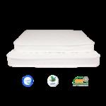 Matratze nach Mass Matratzenauflage Topper 130x200 RG65 Ultra Comfort