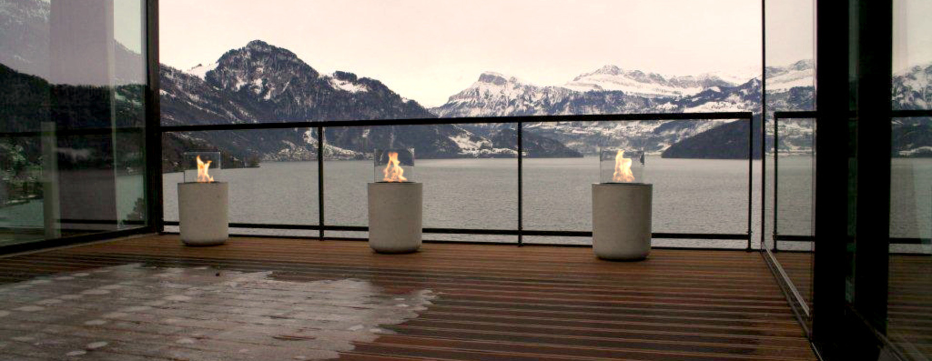 Fire columns