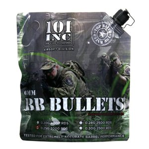 101 Inc. Airsoft extreme BBs 0.25g