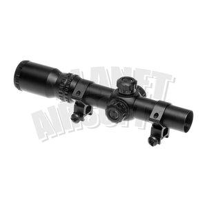 Element 1-4x24 SE Tactical Scope : Zwart
