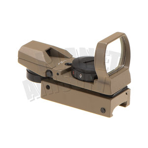 Element Aim-O/Element Multi Reticle Red Dot : Desert