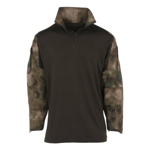 101 Inc. 101 Inc. Tactical Shirt UBAC :  Olive Drap