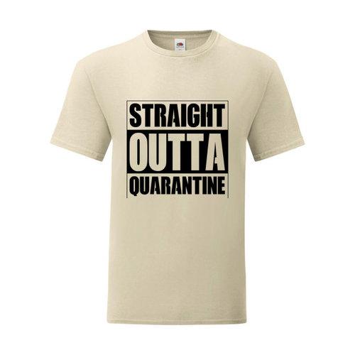 P.A.C. Funding Actie T-shirt Quarantine :  Desert