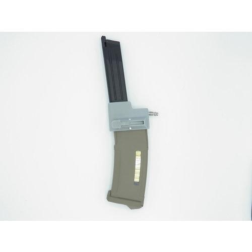 Creeper-Concepts Creeper Concepts Hi-capa adapter frost grey : Tapped - EU Tap