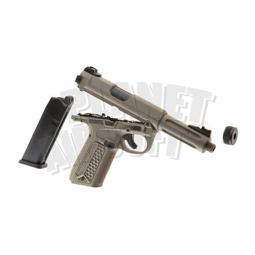 Action Army Action Army AAP01 GBB Semi Auto : Zwart