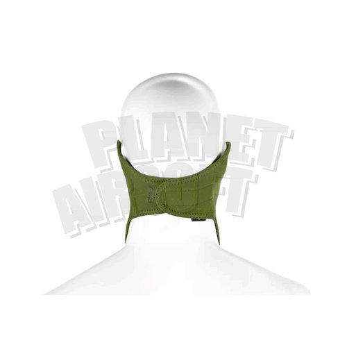Invader Gear Invader Gear Death Head Neoprene Half Face Protector : Olive Drap