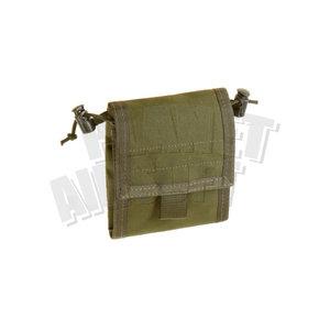 Invader Gear Foldable Dump Pouch : Olive Drap