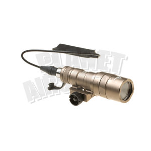 Night Evolution M300B Mini Scout Weaponlight : Dark Earth