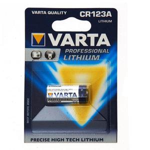 Varta Varta CR123A Foto-Batterij