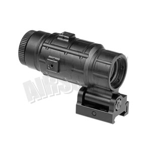 Leapers / UTG 3x Flip-to-Side QD Magnifier Adjustable TS
