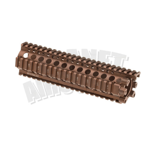 Madbull Madbull Daniel Defense 9 Inch Lite Rail : Dark Earth