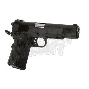 WE M1911 Tactical Full Metal GBB