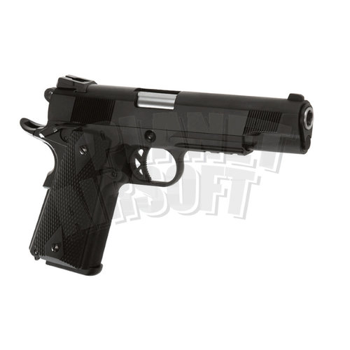 WE WE M1911 Tactical Full Metal GBB