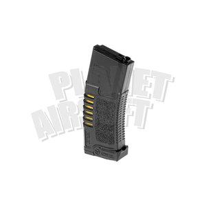 Ares / Amoeba Ares/Amoeba Magazine M4 Midcap 140rds : Zwart