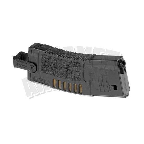 Ares / Amoeba Magazine M4 Midcap 140rds ( Black )