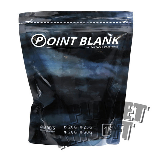 Point Blank Point Blank 0.20 BB's