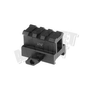 Leapers / UTG High Profile 3-Slot Twist Lock Riser Mount