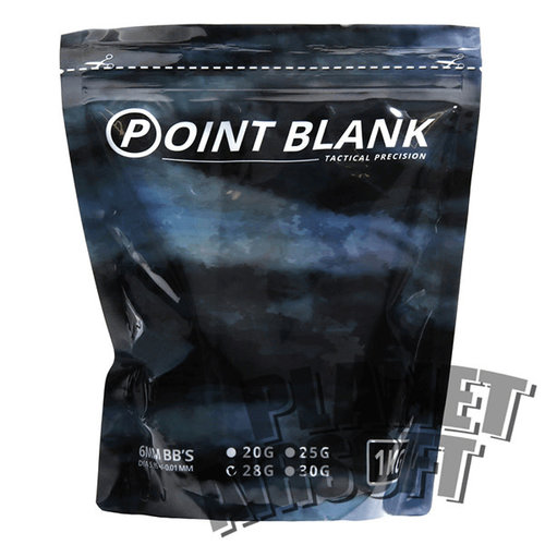 Point Blank Point Blank 0.28 BB's