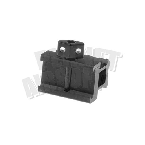 Leapers / UTG Leapers/UTG High Profile 3-Slot Twist Lock Riser Mount