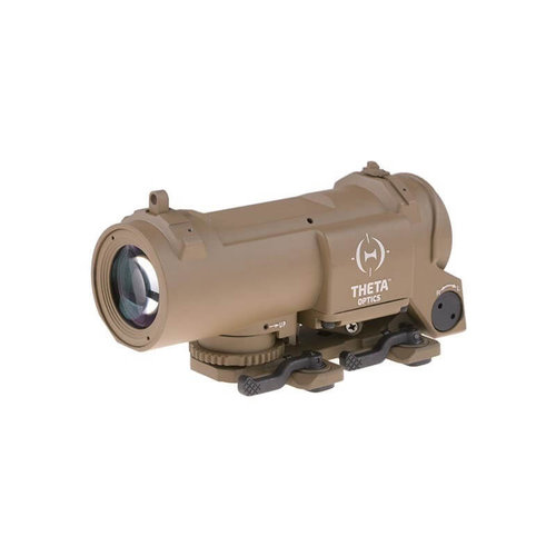 Theta Optics Theta Optics 1-4x32F Scope : Desert