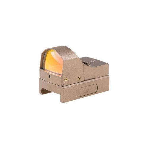 Theta Optics Theta Optics 4x32E Scope with Micro Red Dot Sight