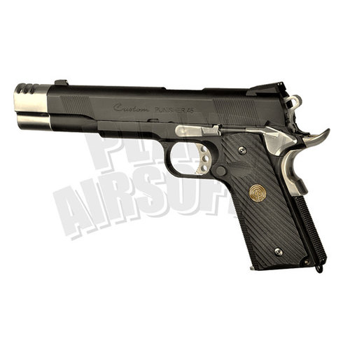 WE WE/Socom Gear Punisher 1911 Full Metal GBB