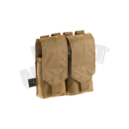 Invader Gear Invader Gear 5.56 2x Double Mag Pouch : Coyote Bruin