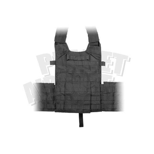 Invader Gear Invader Gear 6094A-RS Plate Carrier : Zwart